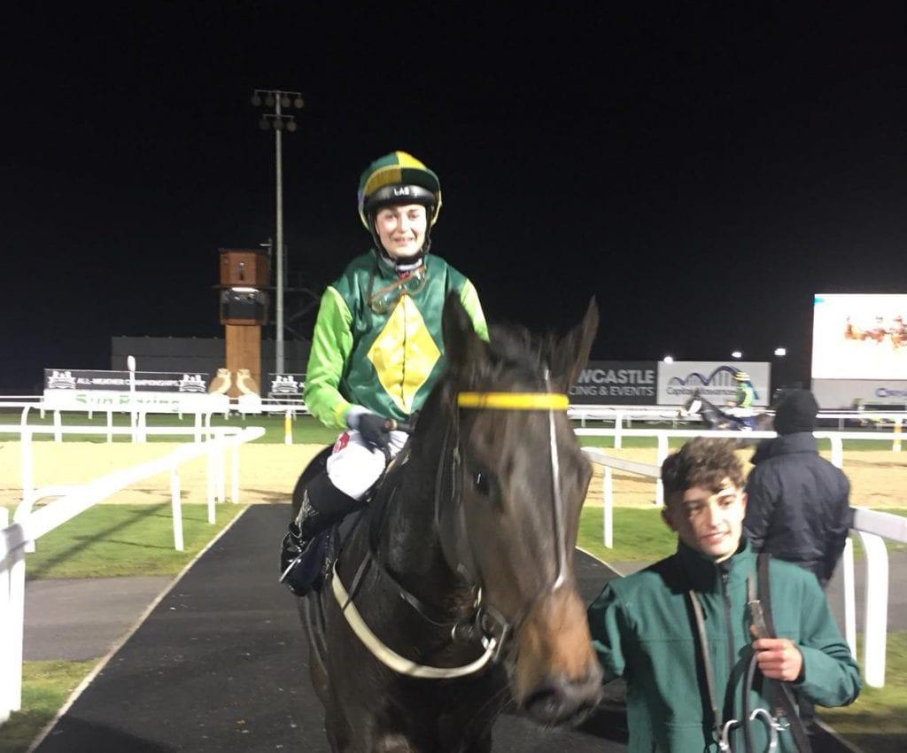 Boxatricks and Shelley Birkett Win at Newcastle